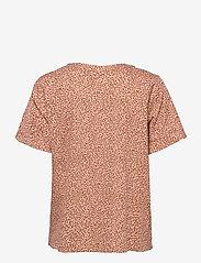 Fransa - FRVARILLI 2 Blouse - blouses met korte mouwen - misty rose mix - 1