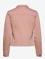 Fransa - FRVOTWILL 1 Jacket - spijkerjassen - misty rose - 1