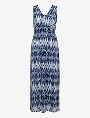 Fransa - FRAMSELFA 2 Dress - zomerjurken - vintage indigo mix - 0
