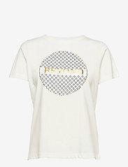Fransa - FRPETEE 2 T-shirt - hihattomat topit - antique mix - 0