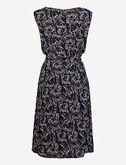 Fransa - FRALCRINKLE 3 Dress - zomerjurken - navy blazer mix - 1