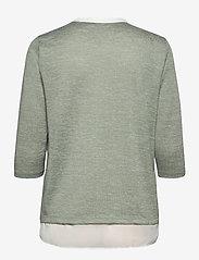 Fransa - FRVEREXAN 1 Pullover - truien - lily pad melange - 1