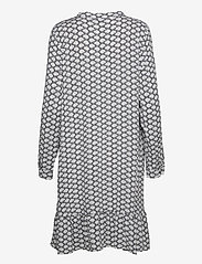 Fransa - FXTELANA 2 Dress - alledaagse jurken - brunnera blue mix - 1