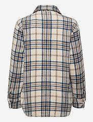 Fransa - FXTEJACKET 1 Shirt - overshirts - oxford tan mix - 1
