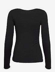 Fransa - Kasic 1 Tshirt - langermede topper - black - 1