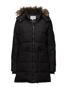 Isfurry 1 Jacket - BLACK