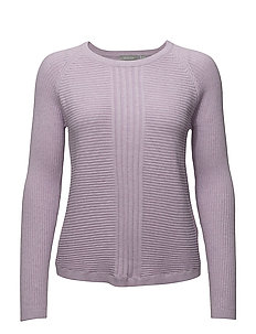 Miturned 1 Pullover - ORCHID BLOOM MELANGE