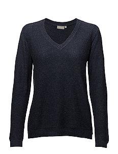 Mithin 2 Pullover - BLACK IRIS MELANGE