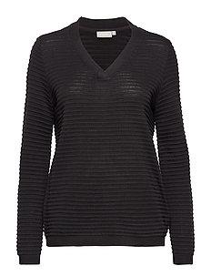 Pimaline 1 Pullover - BLACK