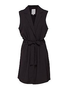 Ramixa 4 Waistcoat - BLACK