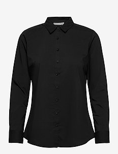 Zashirt 1 Shirt - long-sleeved shirts - black
