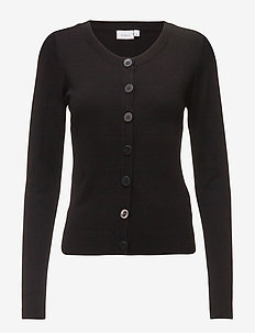 Zuvic 71 Cardigan - BLACK