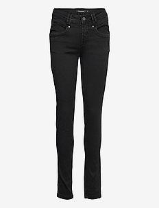 Zotin 1 Jeans - skinny jeans - black denim