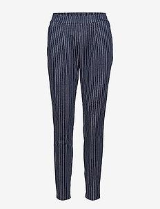 Mipin 1 Pant - slim fit spodnie - black iris mix