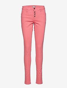 Natwill 1 pants - skinny jeans - pink lemonade