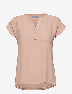 Zawov 2 Blouse - MISTY ROSE