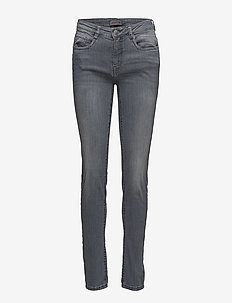 Zoi 1 Jeans - GREY SKY DENIM