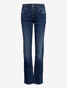 Zomal 2 Jeans Denim - straight jeans - metro blue denim
