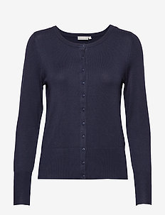 Zubasic 60 Cardigan - NAVY BLAZER