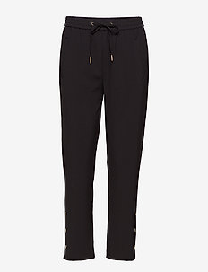 Tipin 2 Pants - suorat housut - black