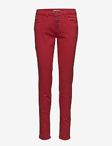 Pacasual 1 Pants - skinny jeans - chinese red