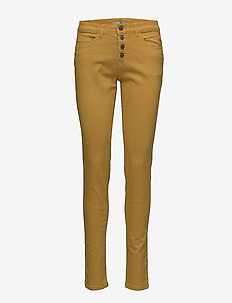 Pacasual 1 Pants - skinny jeans - sunflower