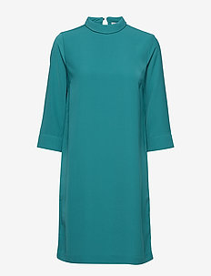 Rachoke 1 Dress - QUETZAL GREEN