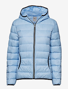 Zadown 1 Outerwear - PLACID BLUE