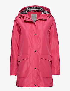 Batrench 2 Outerwear - PINK YARROW