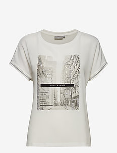 Belady 1 T-shirt - ANTIQUE