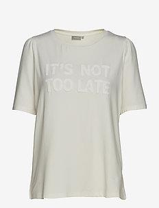 Befoam 1 T-shirt - ANTIQUE