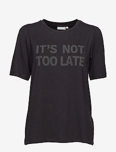 Befoam 1 T-shirt - BLACK