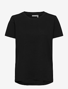 Zashoulder 1 T-shirt Organic - t-shirty - black