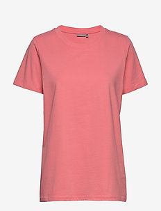 Zashoulder 1 T-shirt - SHELL PINK