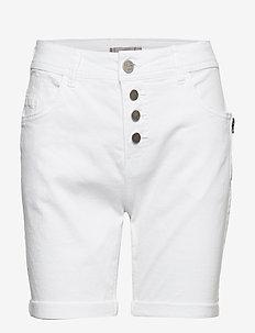 FRcatwill 3 Shorts - WHITE