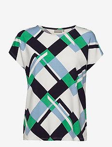 FRciround 1 T-shirt - JOLLY GREEN MIX