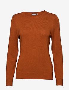 Zubasic 105 Pullover - GINGER BREAD
