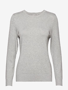Zubasic 105 Pullover - LIGHT GREY MELANGE