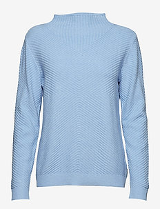 Beyellow 1 Pullover - PLACID BLUE