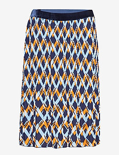 FRcageo 3 Skirt - MARITIME BLUE MIX