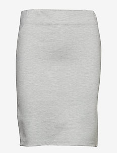 FRzastretch 2 Skirt - LIGHT GREY MELANGE
