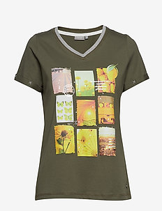 FRcifruit 2 T-shirt - HEDGE