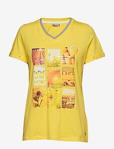 FRcifruit 2 T-shirt - LEMON ZEST