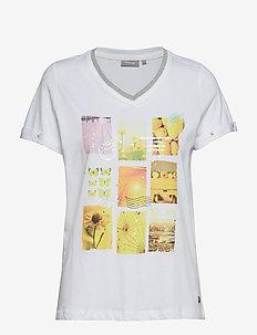 FRcifruit 2 T-shirt - WHITE