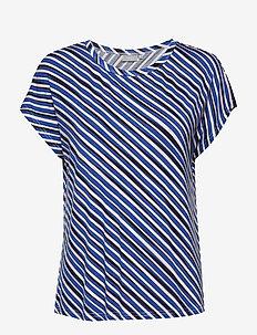 Becaround 1 T-shirt - CLEMATIS BLUE MIX