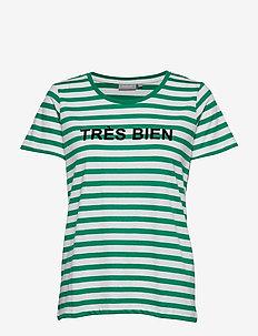 FRcioui 1 T-shirt - JOLLY GREEN MIX