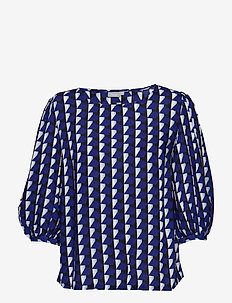 Bagraf 2 Shirt - CLEMATIS BLUE MIX