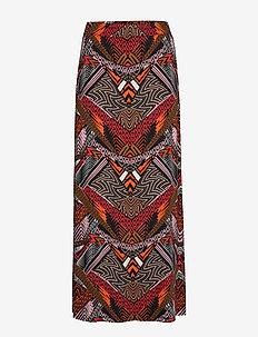 FRDIAFRICA 2 Skirt - FIERY RED MIX