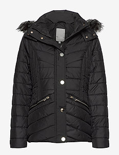 FRESJACK 1 Outerwear - forede jakker - black