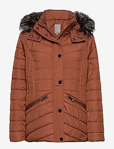 FRESJACK 1 Outerwear - padded jackets - sequoia